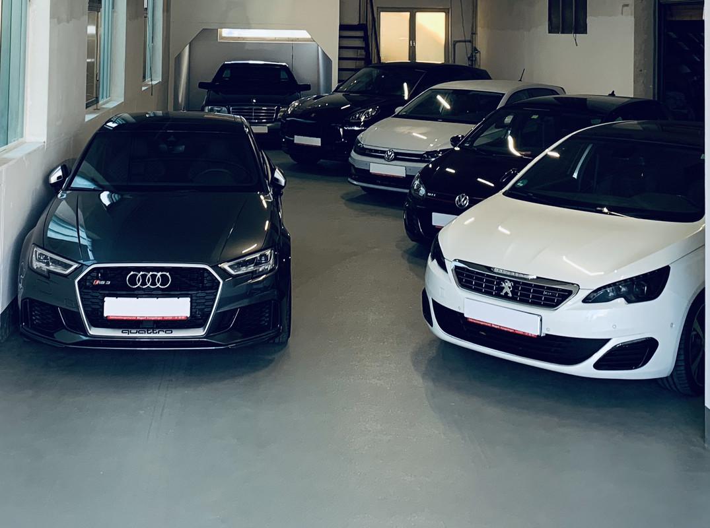 Foto von Gebrauchtwagenhandel Wegert