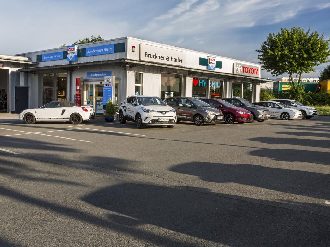 Foto von Autohaus Bruckner & Hasler GmbH