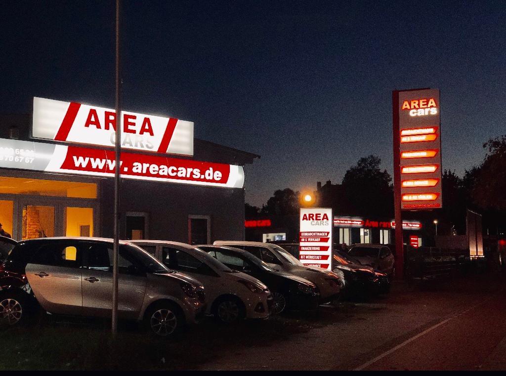 Foto von Areacars