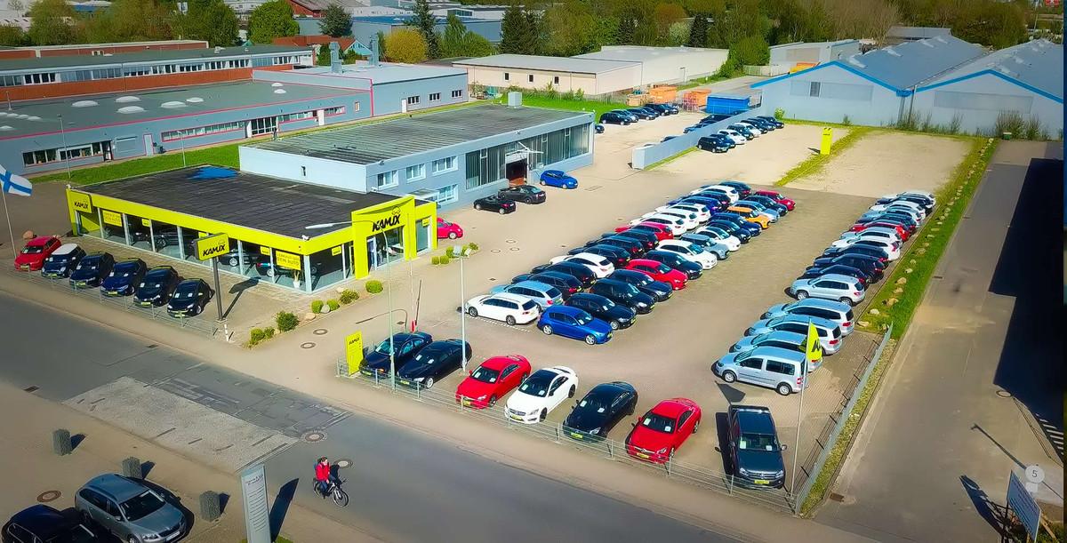 Foto von Kamux Auto GmbH