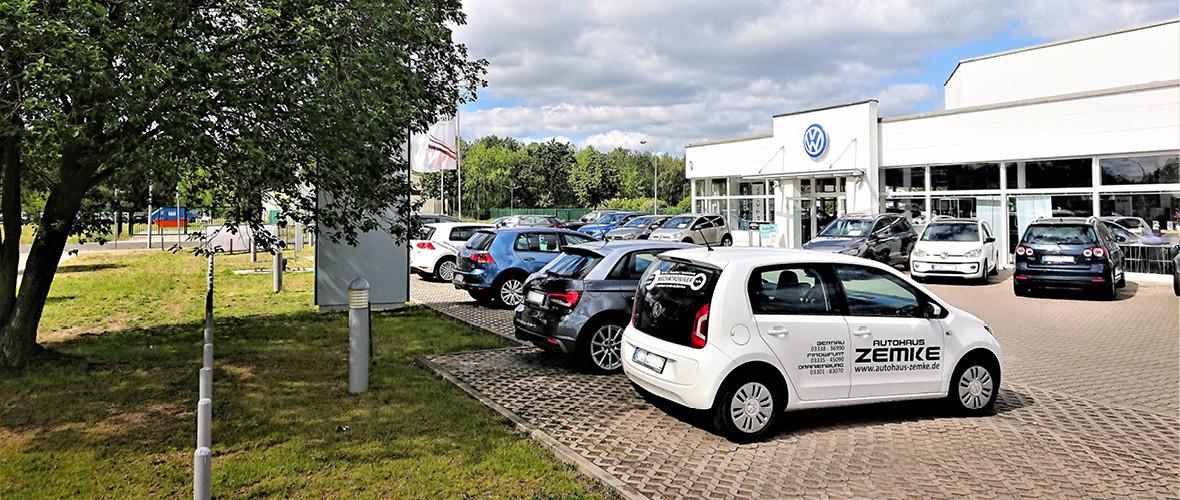 Foto di Zemke Autohaus Bernau GmbH