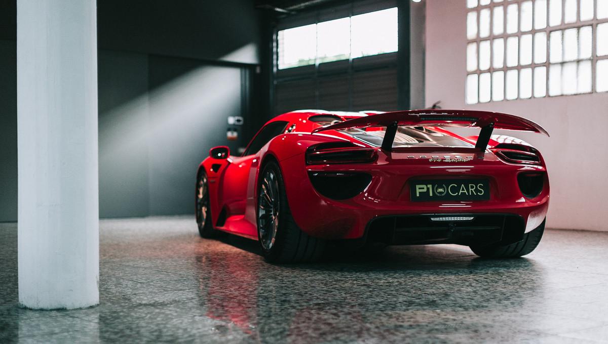 Foto de P1 CARS