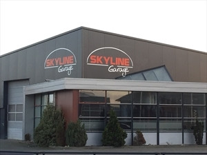 Foto Skyline Garage B.V.