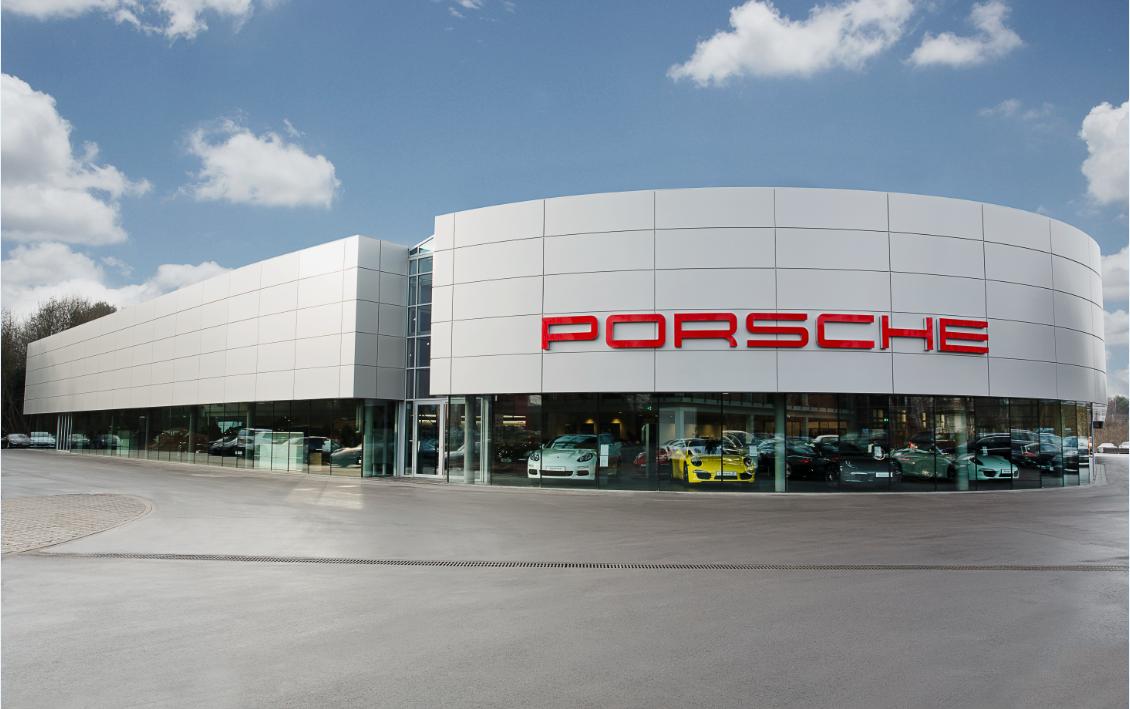 Foto von Porsche Zentrum Hamburg Nord-West