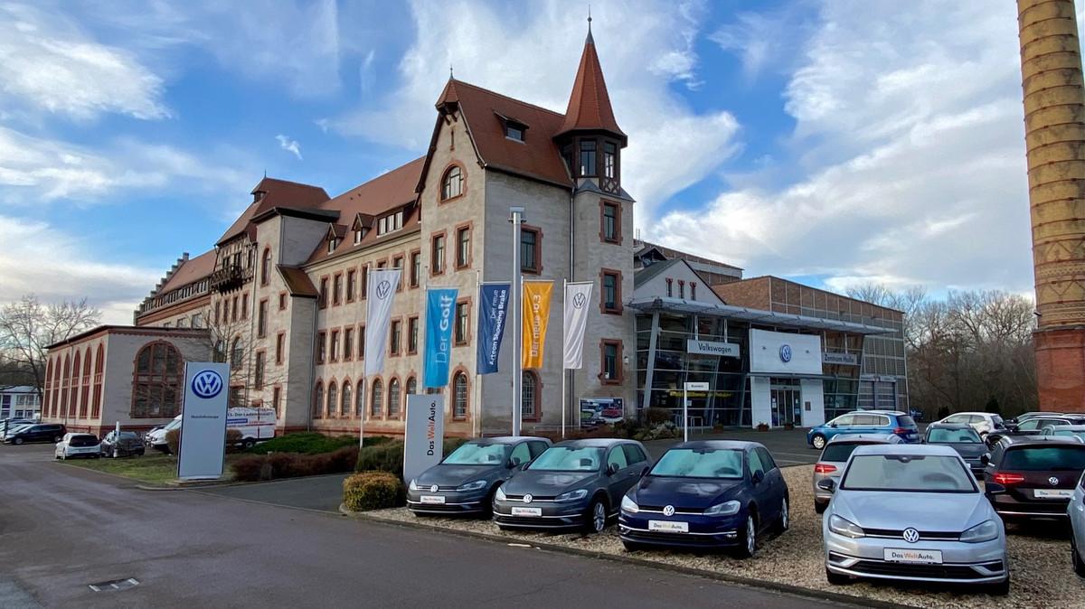Foto von Volkswagen Zentrum Halle