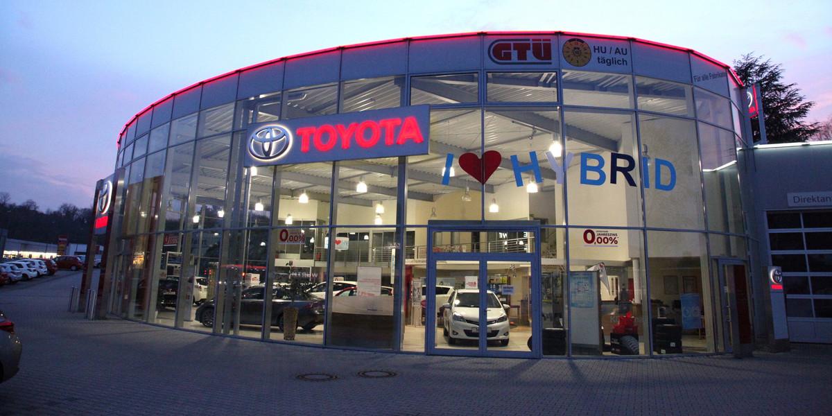Foto von Autohaus Aller GmbH
