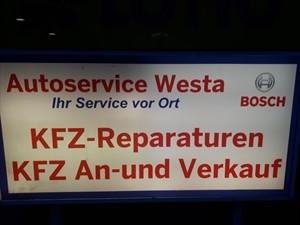 Foto von Autoservice Westa