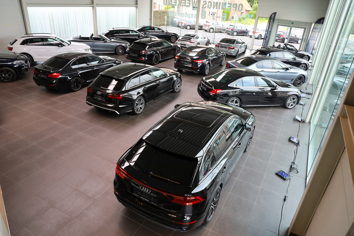 Foto Vanlerberghe Premium Cars