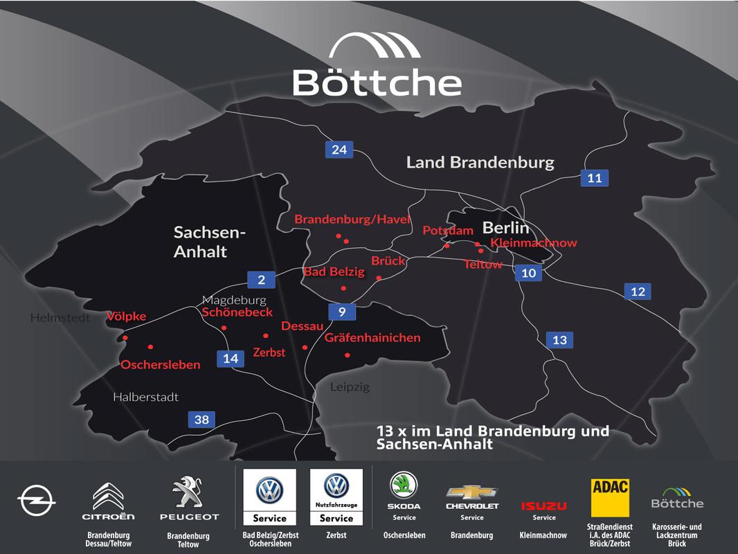 Foto von Autohaus Böttche GmbH - Schönebeck (Elbe)