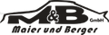 Logo Maier und Berger GmbH