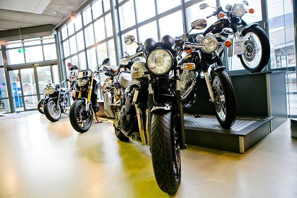 Foto Van de Kuinder Motorfietsen B.V.