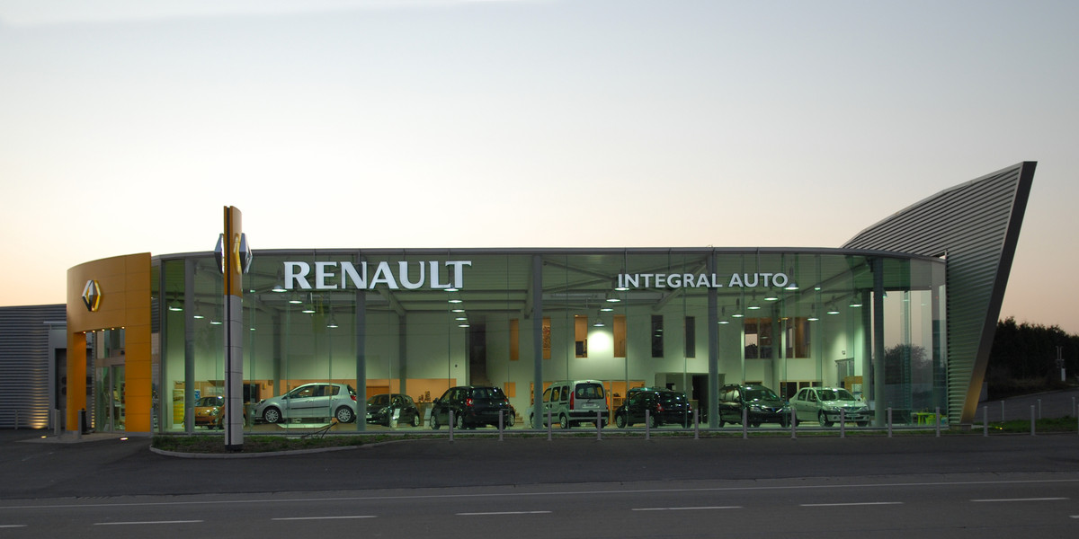 Photo de Renault - Integral Auto sa