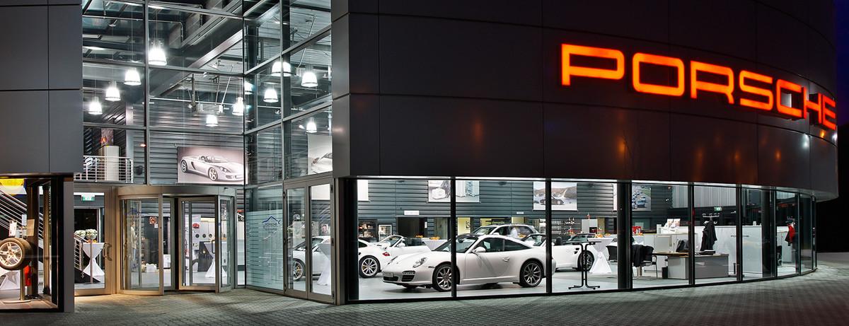 Foto von Porsche Zentrum Regensburg