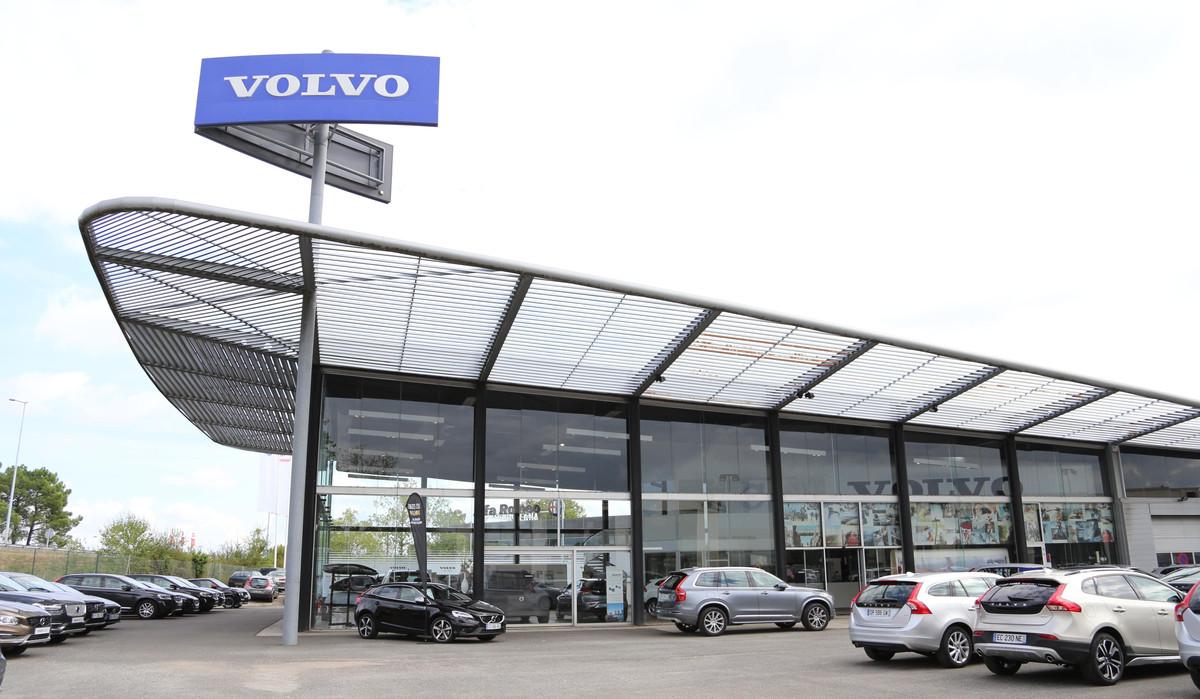 Foto di Volvo - Sipa Automobiles - Bordeaux Rive Gauche