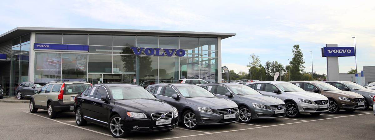 Photo de Volvo - Sipa Automobiles - Toulouse Sud