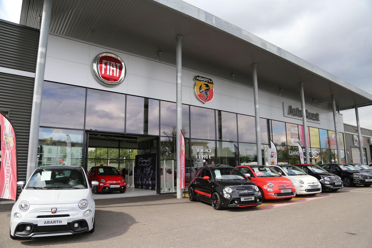 Photo de Fiat - Abarth - Sipa Automobiles - Bordeaux Ouest
