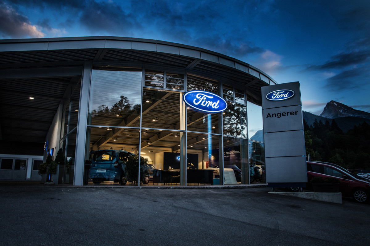 Foto von Autohaus Angerer GmbH & Co. KG