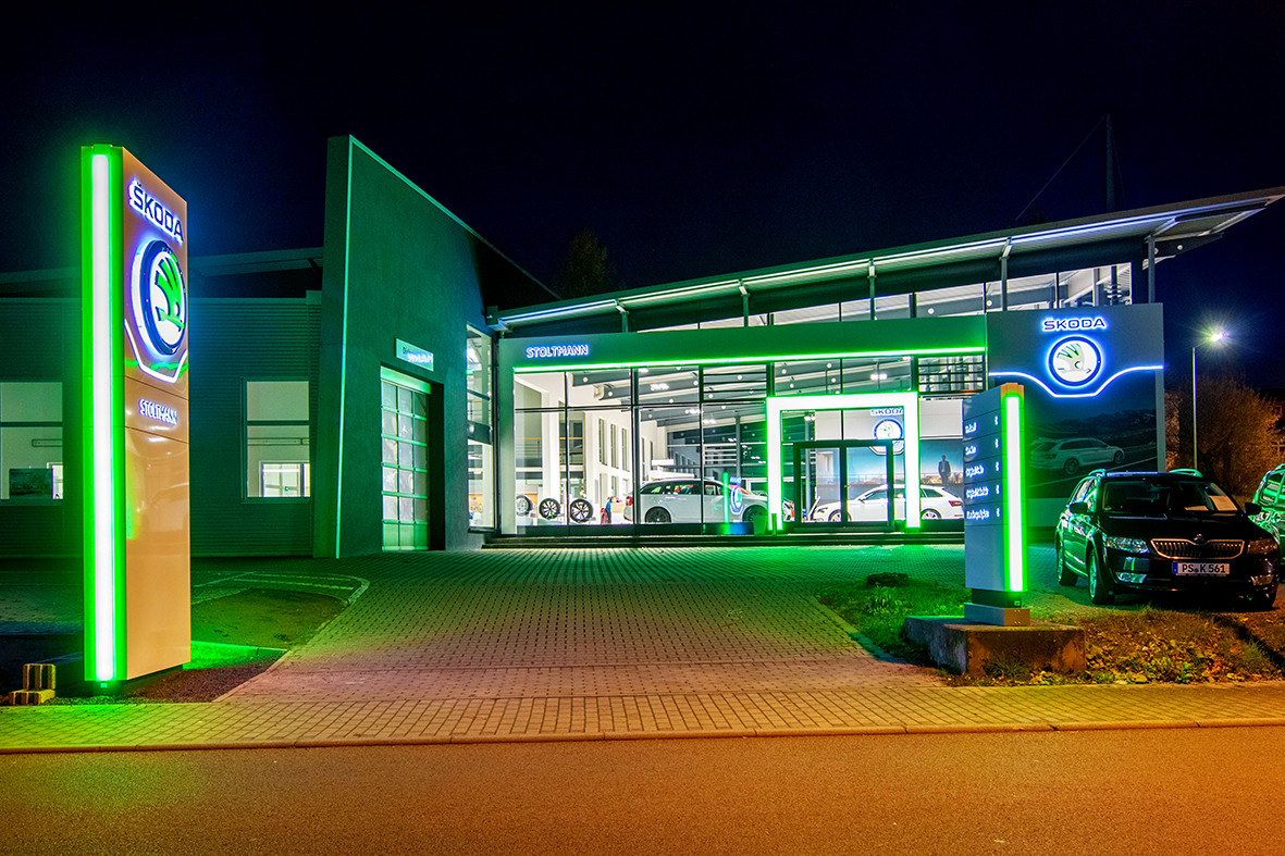 """Foto von Autohaus Stoltmann GmbH """"Skoda"""""""
