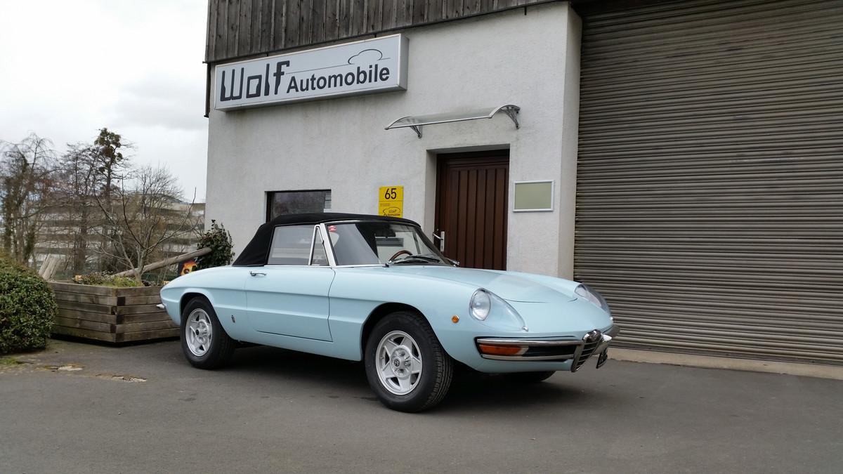 Foto von Wolf Automobile