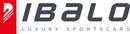 Logo Ibalo luxury sportscars bv