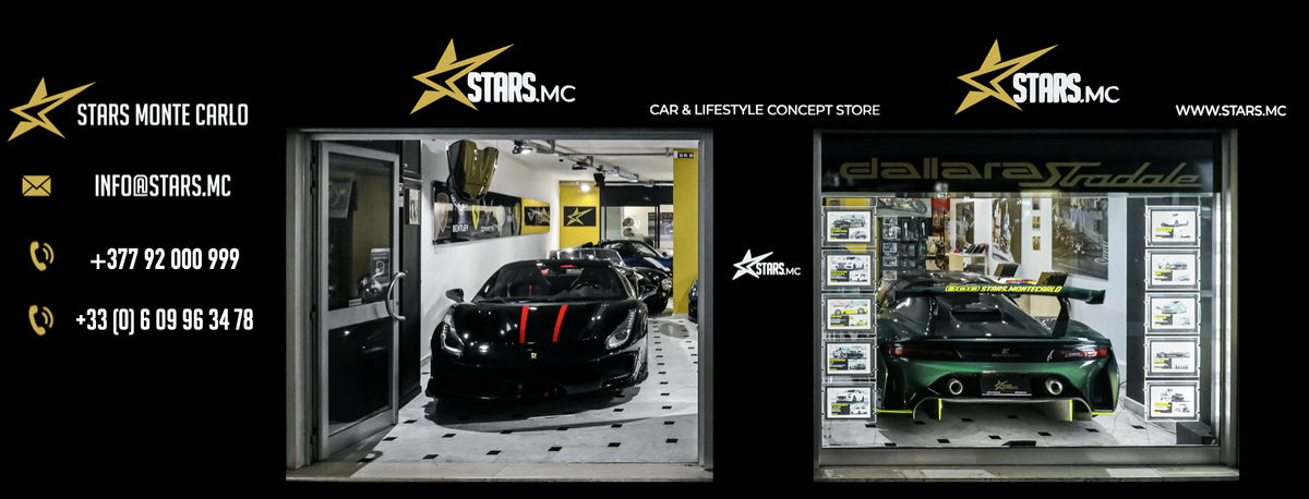 Photo de Stars Monte Carlo