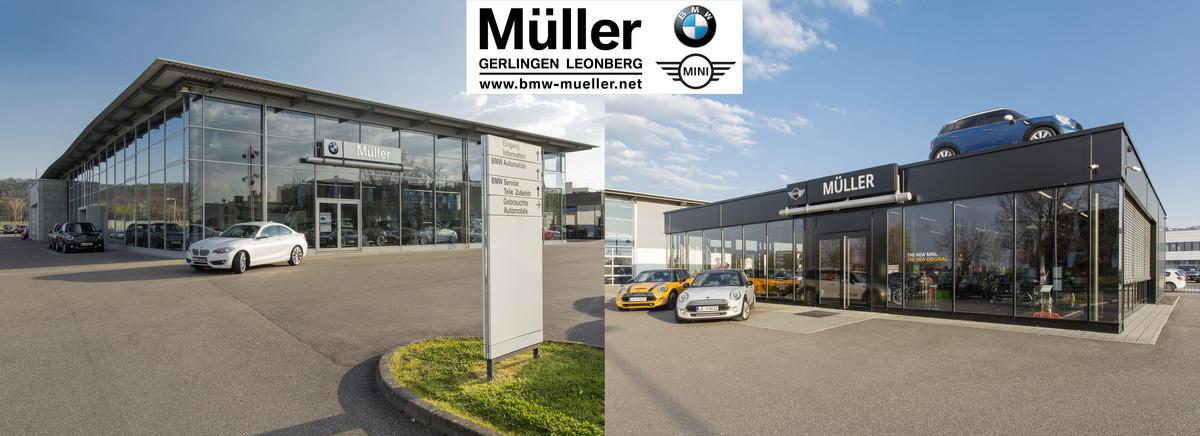 Foto von BMW Autohaus Müller GmbH & Co. KG