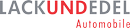 Logo LACKUNDEDEL GBR - Dominik & Bettina Votr