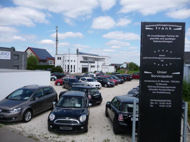 Foto von Gebrauchtwagenautohaus - f r a n k -