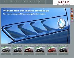 Foto von MGB Automobile
