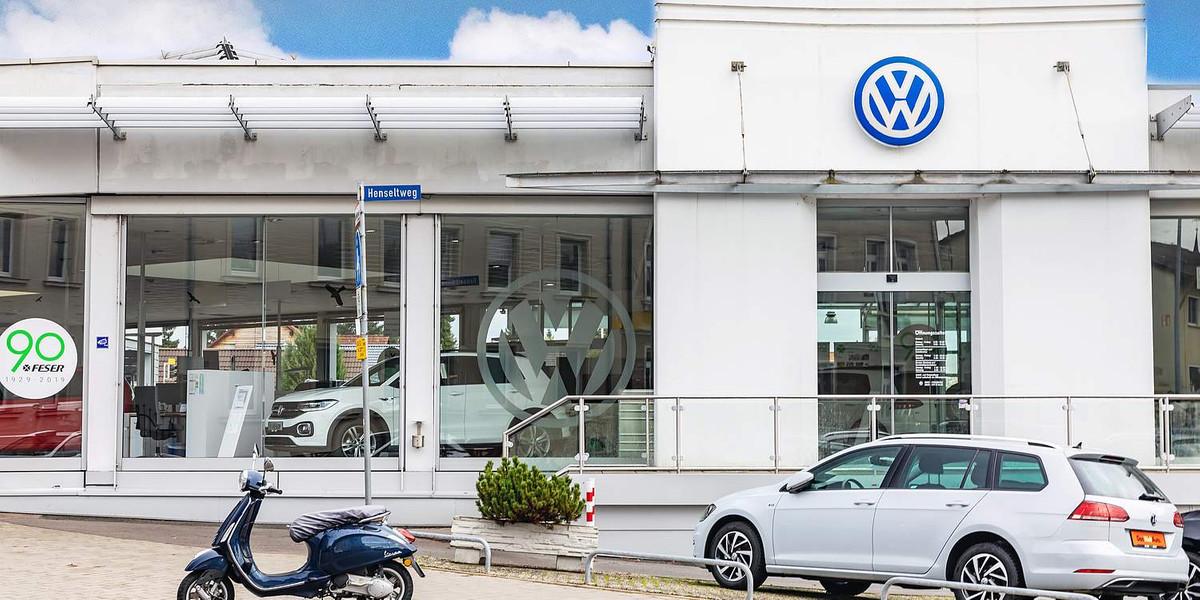Foto von Autohaus Feser GmbH