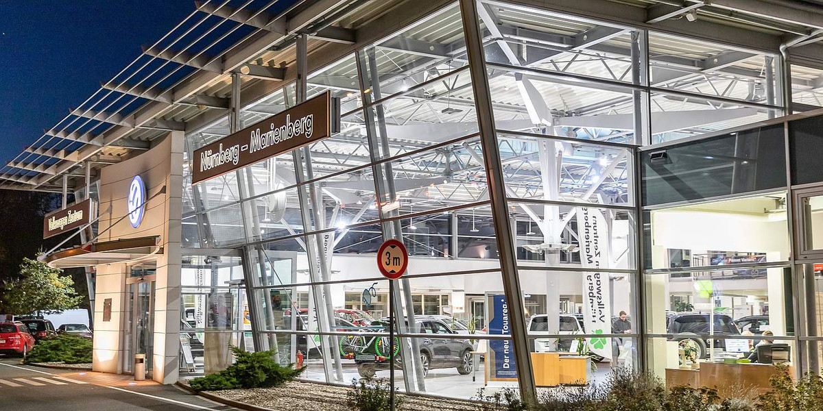 Foto de Volkswagen Zentrum Nürnberg-Marienberg