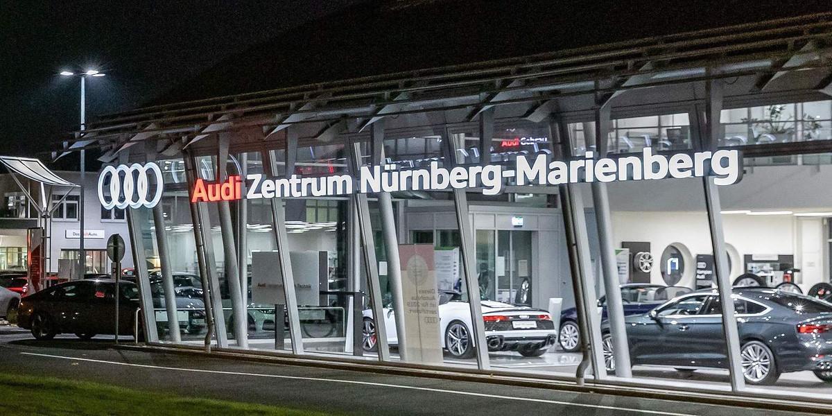 Foto Audi Zentrum Nürnberg-Marienberg