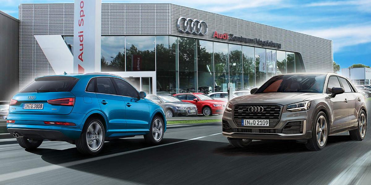 Foto von Audi Zentrum Magdeburg