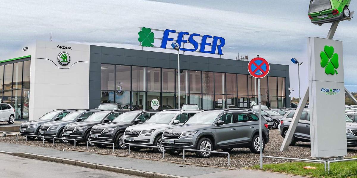 Foto von Autohaus Skoda Feser GmbH