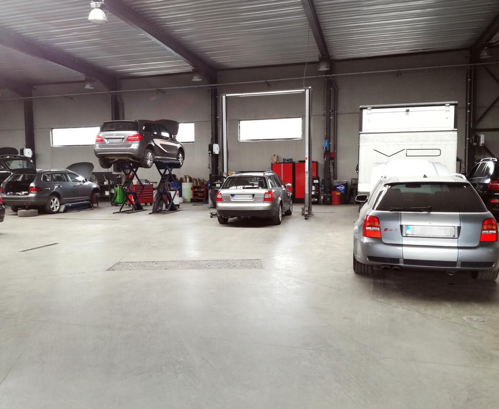 Foto Garage Lieven Verhelst BV