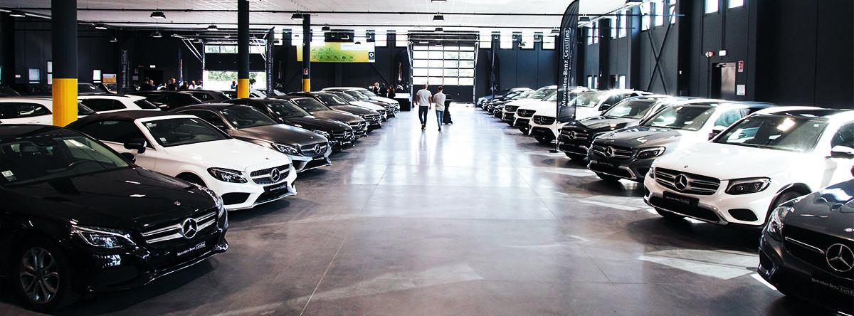 Foto di Trivellato SPA – Conc. Auto Mercedes Usato