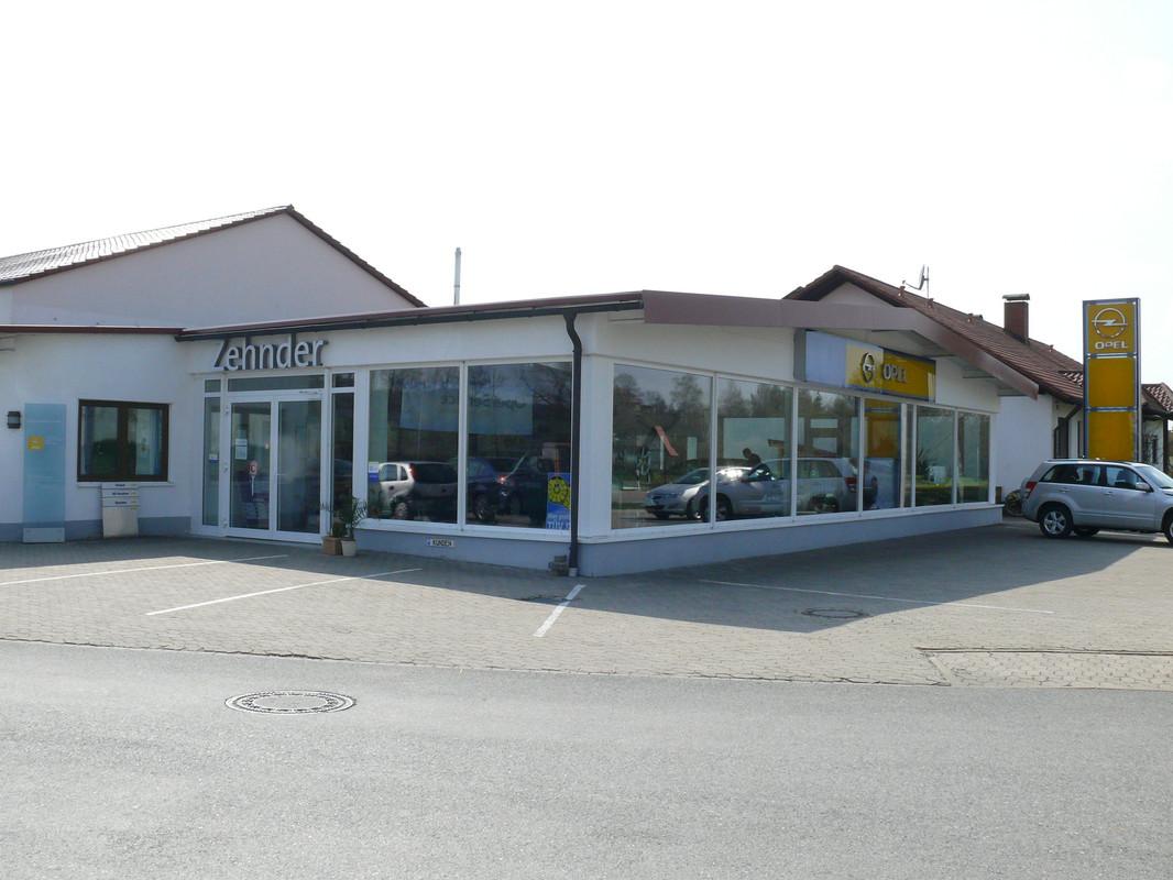 Foto von Autohaus Zehnder