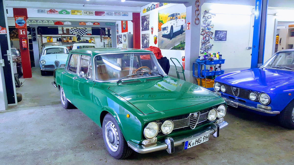 Foto von Hilgers feine Art Cologne - Classic Cars and Parts