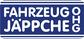 Logo Fahrzeug Jäppche OHG