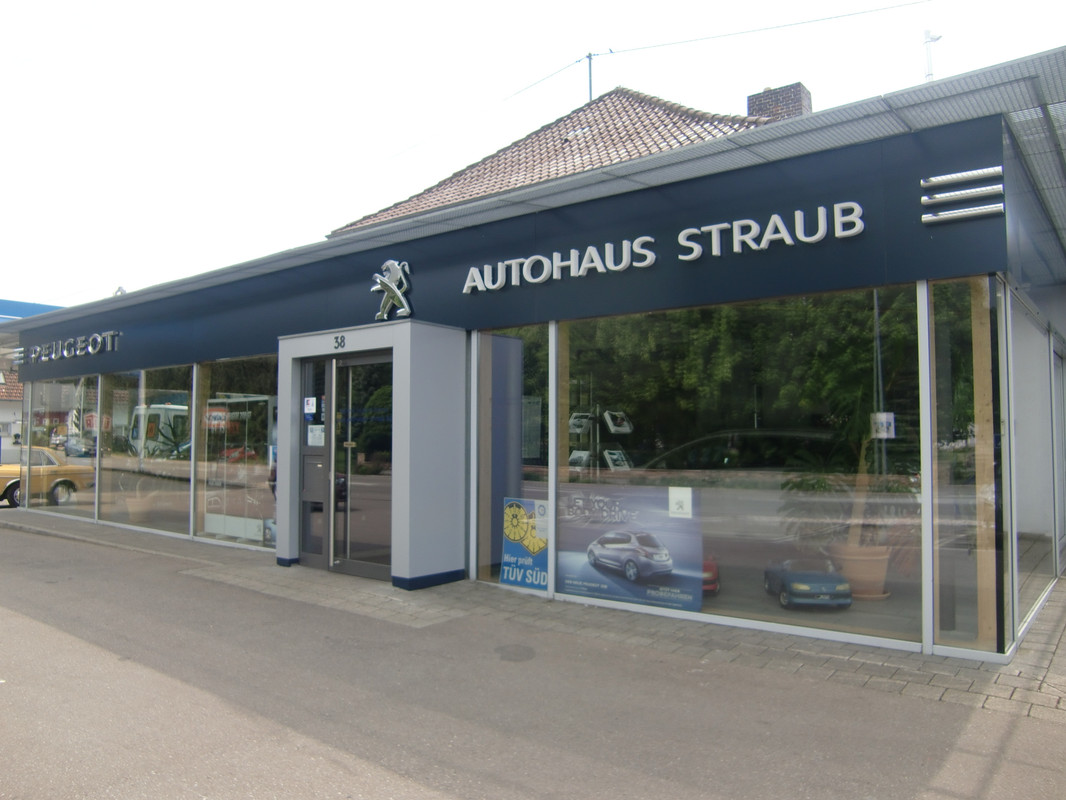 Foto von Autohaus Gebr. Straub GmbH & Co. KG