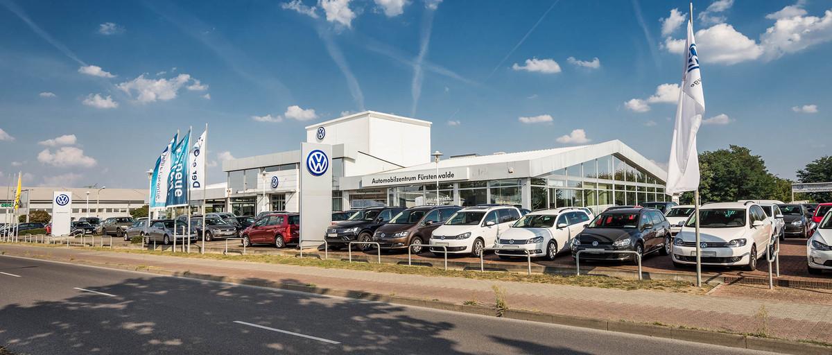 Foto von Automobilzentrum Fürstenwalde Nord GmbH