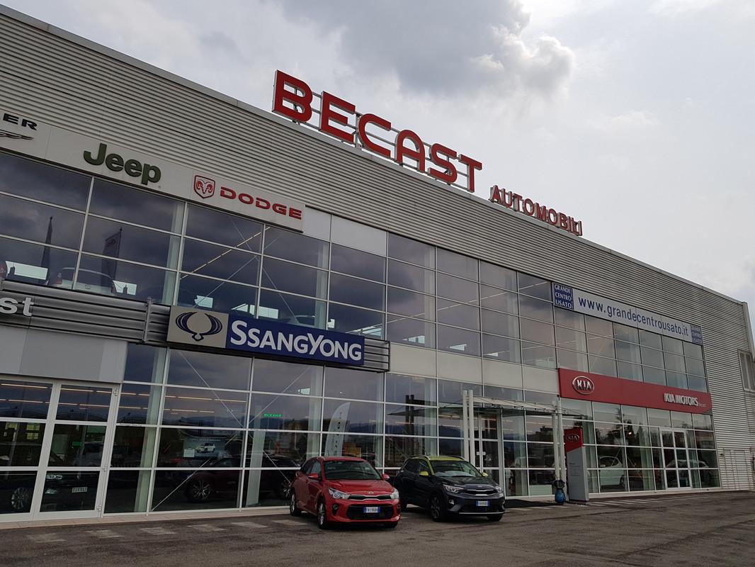 Foto von Becast Automobili Srl