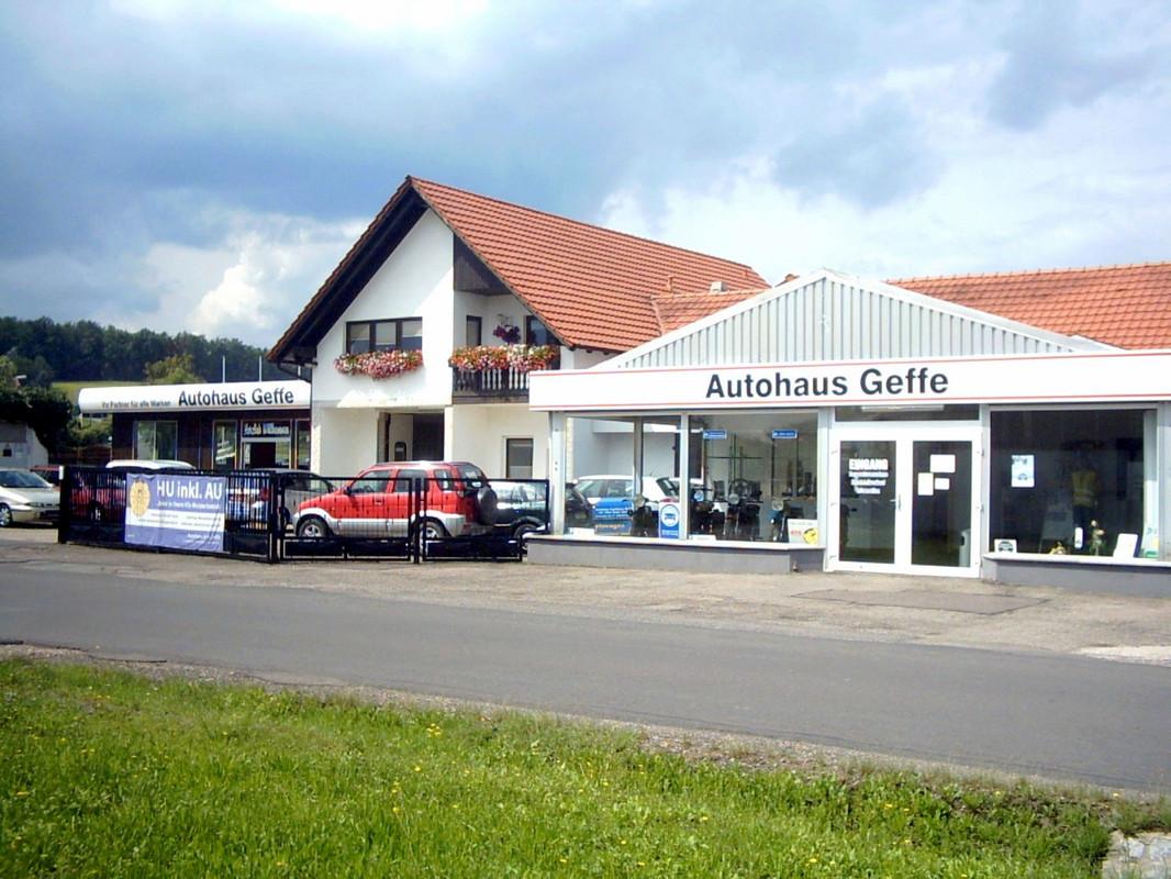 Foto von Autohaus Geffe GmbH