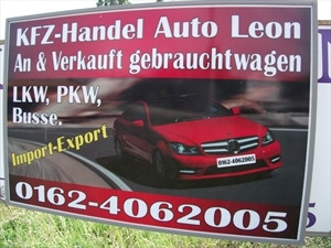 Foto von Kfz. Handel Auto-Leon