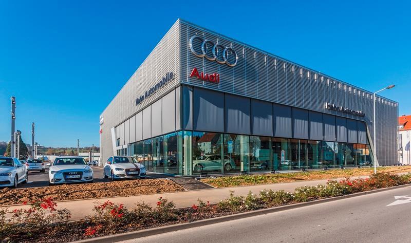 Foto von Hahn Automobile GmbH + Co. KG