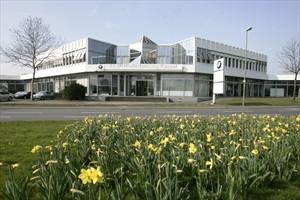 Foto von BMW AG Niederlassung Kassel