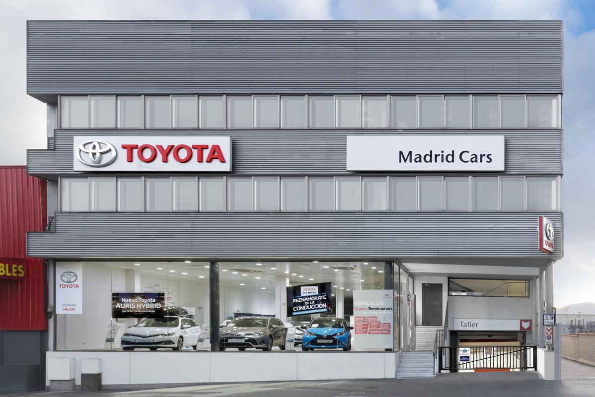 Foto de MADRID CARS 2000