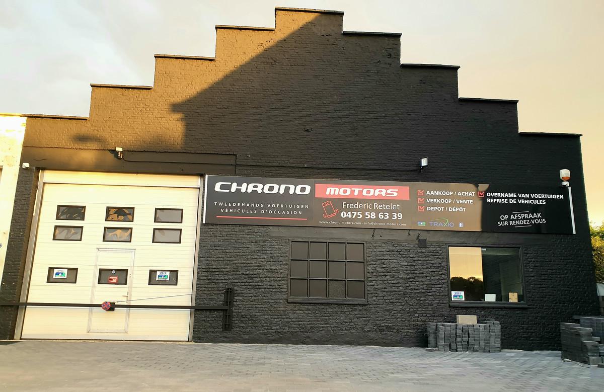 Photo de Chrono Motors