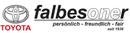 Logo Auto Falbesoner GmbH
