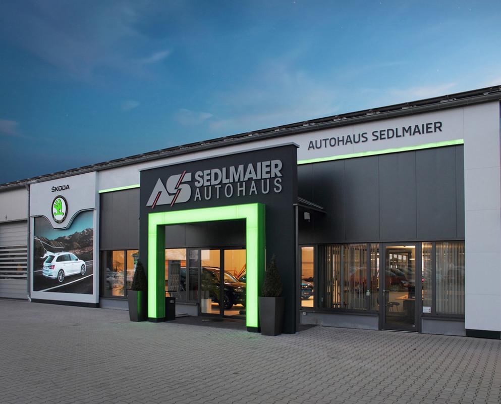 Foto von Autohaus Sedlmaier